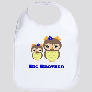 Big Brother Owl Bib