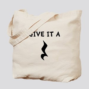 Music Rest Tote Bag