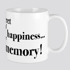 Secret of Happines Mugs
