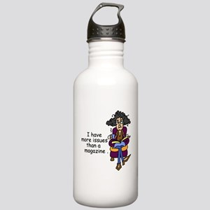 Issues Stainless Water Bottle 1.0L