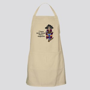 Issues Apron