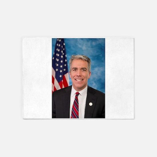 Joe Walsh, Republican US Representative 5'x7'Area