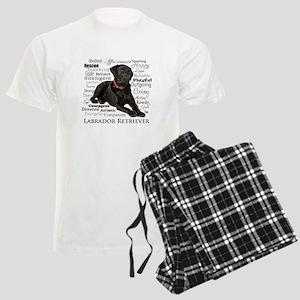 Black Lab Traits Pajamas
