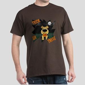 Airedale Vampire Halloween Dark T-Shirt