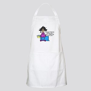 Need Coffee Apron