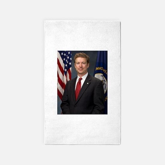 Rand Paul, Republican US Senator 3'x5' Area Rug