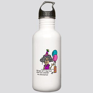 Old Age Alternative Stainless Water Bottle 1.0L