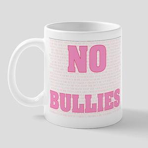 It Takes U to Stop the Bullying Mug