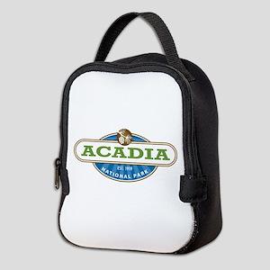 Acadia National Park Neoprene Lunch Bag