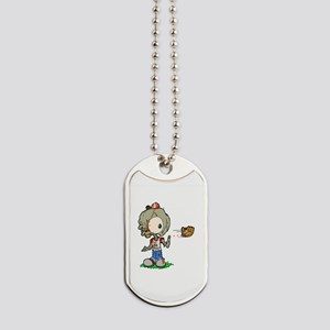Lets Play Catch Zombie Dog Tags