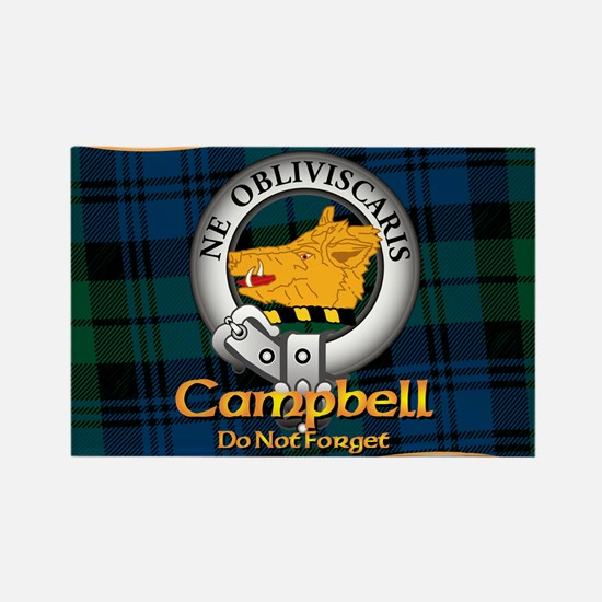Campbell Clan Magnets