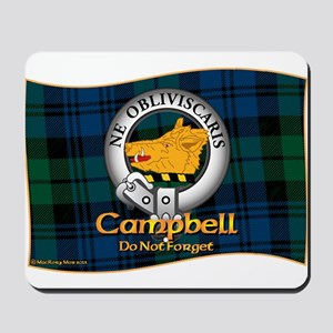 Campbell Clan Mousepad