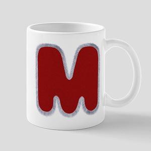 M Santa Fur Mugs