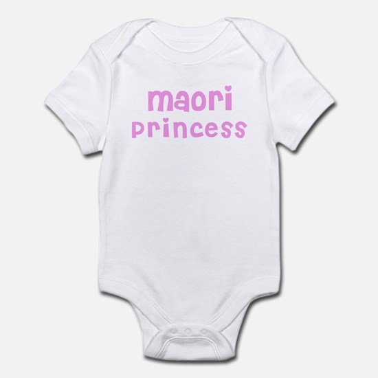Maori Princess Infant Bodysuit