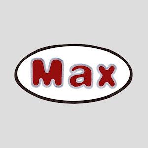 Max Santa Fur Patch