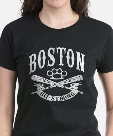 Boston 617 STRONG T-Shirt