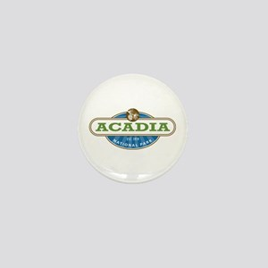 Acadia National Park Mini Button