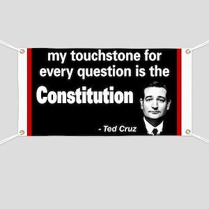 Ted Cruz - Constitution Quote Banner