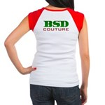 Bankers Do Models Women's Cap Sleeve T-Shirt