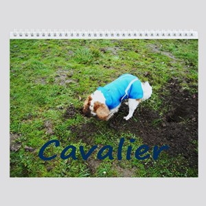 Cavalier Wall Calendar
