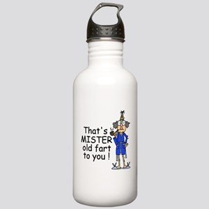 Mr. Old Fart Stainless Water Bottle 1.0L