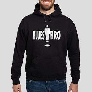 Blues Bro Hoodie (dark)