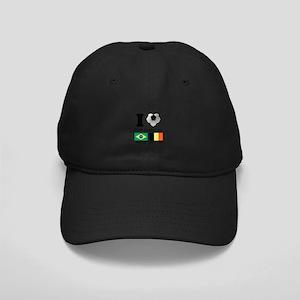 BRAZIL-BELGIUM Black Cap