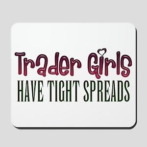 Trader Girls Mousepad