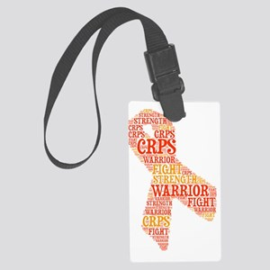 CRPS WARRIOR Large Luggage Tag