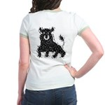 Logo Shop Jr. Ringer T-Shirt