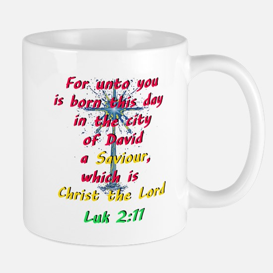Saviour Christ the Lord Mugs