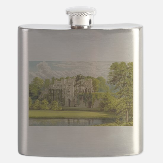 Guy's Cliffe Flask