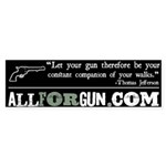 TJ Quote Sticker (Bumper 10 pk)