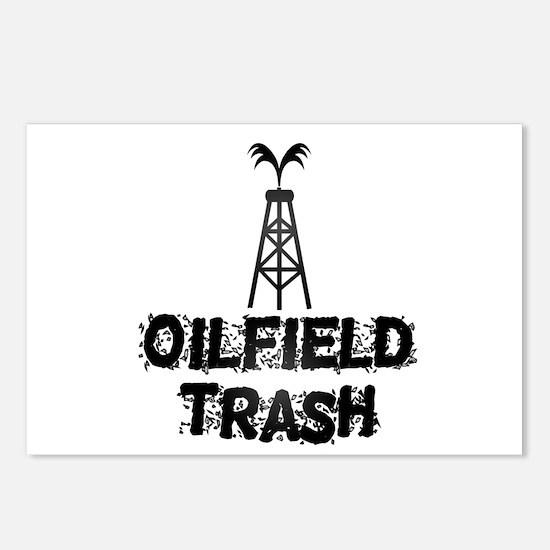 Oilfield Trash Postcards (Package of 8)