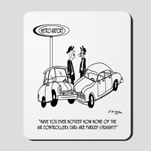 Parking Cartoon 5133 Mousepad