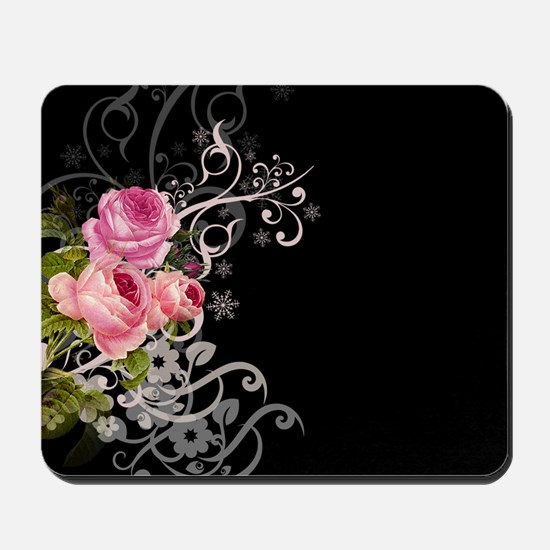 Rose Elegance Mousepad
