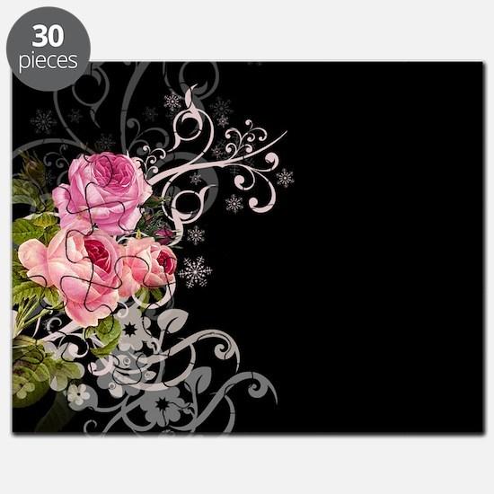 Rose Elegance Puzzle