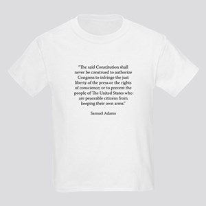 Massachusetts Convention of 1788 T-Shirt