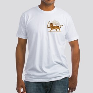 Shir o Khorshid Fitted T-Shirt