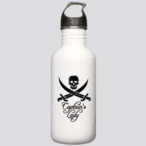 Captain's Lady Stainless Water Bottle 1.0L