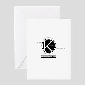 KarmaLogo Greeting Cards