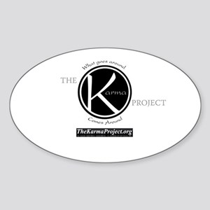 KarmaLogo Sticker