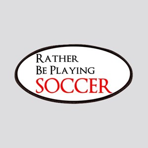 Rather Be Playing Patches