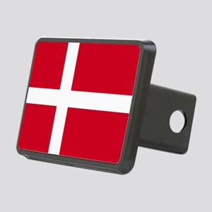 Flag of Denmark 1 Hitch Cover