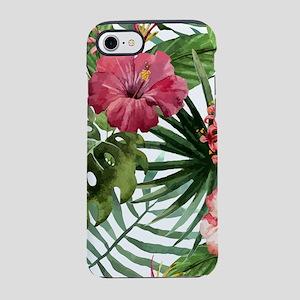 Watercolor Flowers iPhone 7 Tough Case