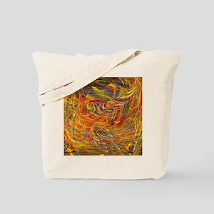 violent emotions Tote Bag