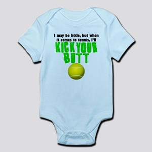 Kick Your Butt At Tennis Body Suit