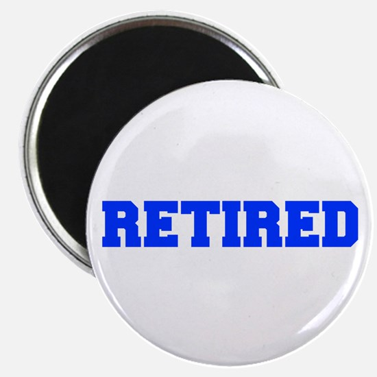 RETIRED-FRESH-BLUE Magnets