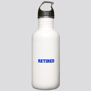 RETIRED-FRESH-BLUE Water Bottle