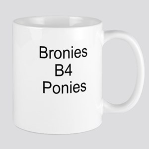 Bronies B4 Ponies Mugs